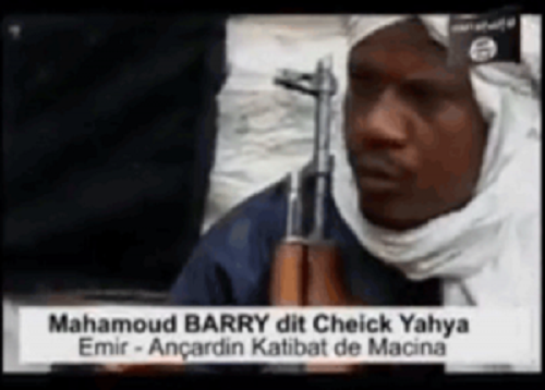 Mahmoud Barry alias Abou Yehiya
