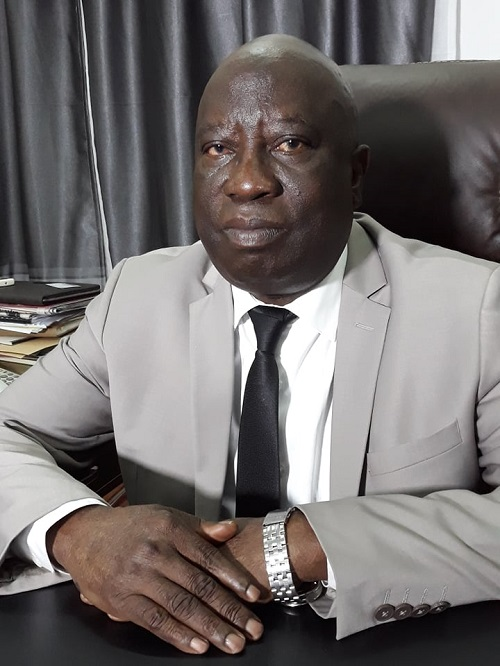 PDG Mamadou MBaré Coulibaly