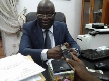 PDG Office du Niger Mamadou MBare Coulibaly