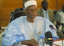 honorable Abderhamane Niang depute assemblee nationale president commission haute cour justice